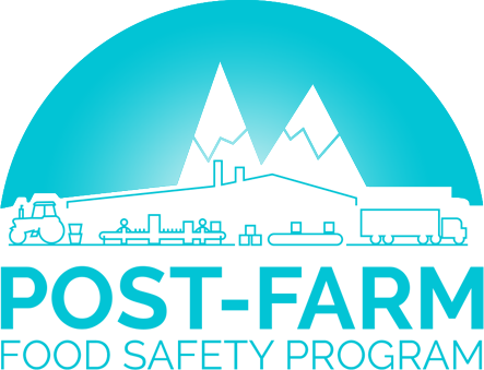 Industry Training Courses – Post Farm Food Safety